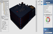 SAP Business All-in-One - 3D Visualization Technology