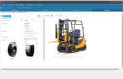 Infor Process Manufacturing Essentials - Forklift configurations