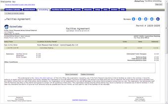 Facilities agreement
