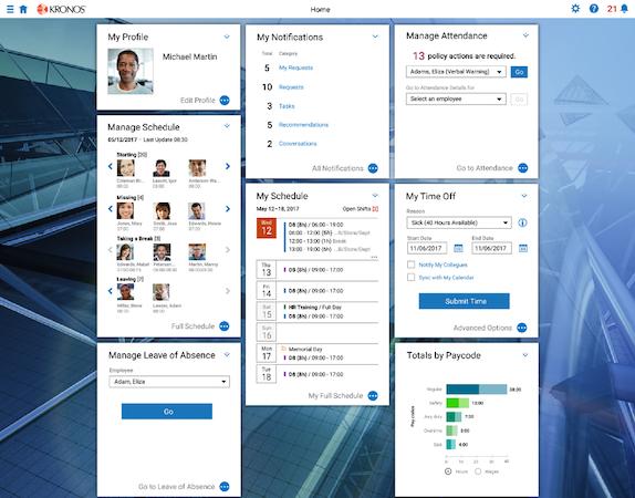 Kronos Workforce Dimensions Software 2019 Reviews