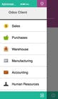 Odoo Point of Sale - Mobile Interface