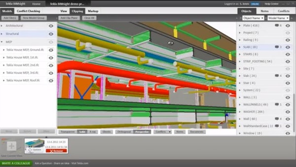 Tekla BIMsight Software - 2019 Reviews, Pricing & Demo