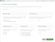 Creating a new company