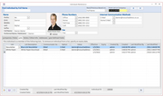 Blue Link ERP - Individuals maintenance