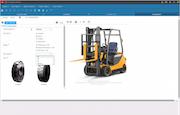 Forklift Configuration