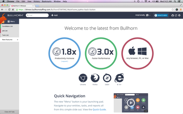 Bullhorn ATS - Find out what's new