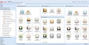 Deskera - Dashboard menu
