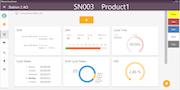 V5 MES - User interface screen