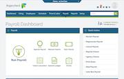 Payroll dashboard