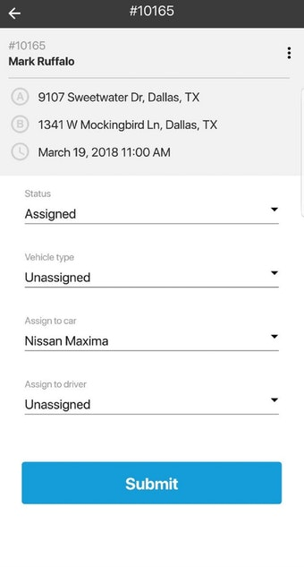 Mobile driver information