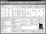 AmberPOS - Customer management