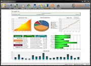 AmberPOS - Reports screen