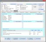 ClinicTracker EHR - Patient dashboard