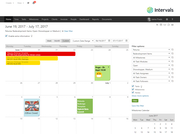Intervals - Calendar