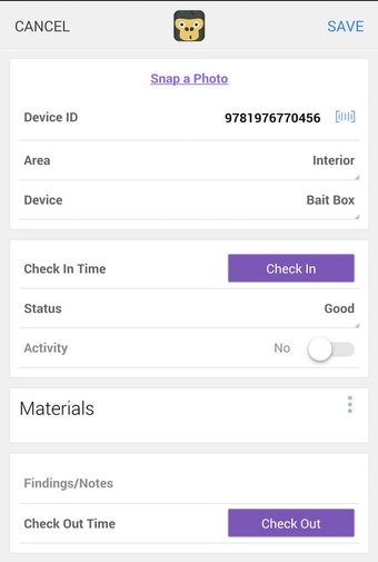 Device tracking