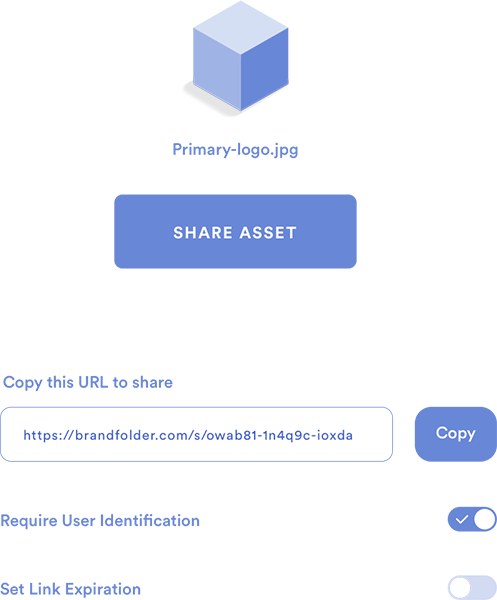 Share assets