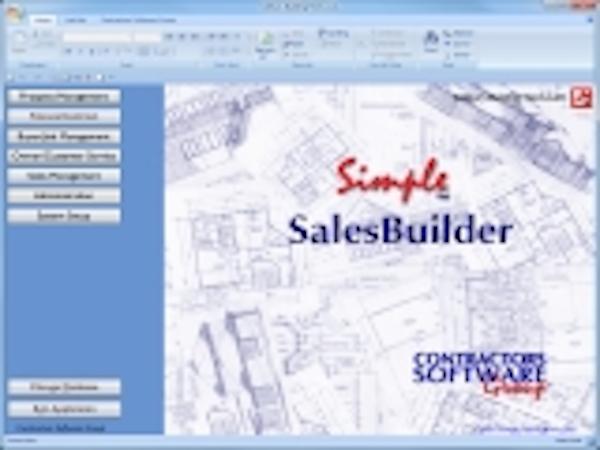 Simple Sales Builder