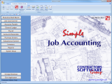 Simple Job Accounting