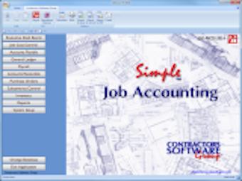 Simple Job Accounting