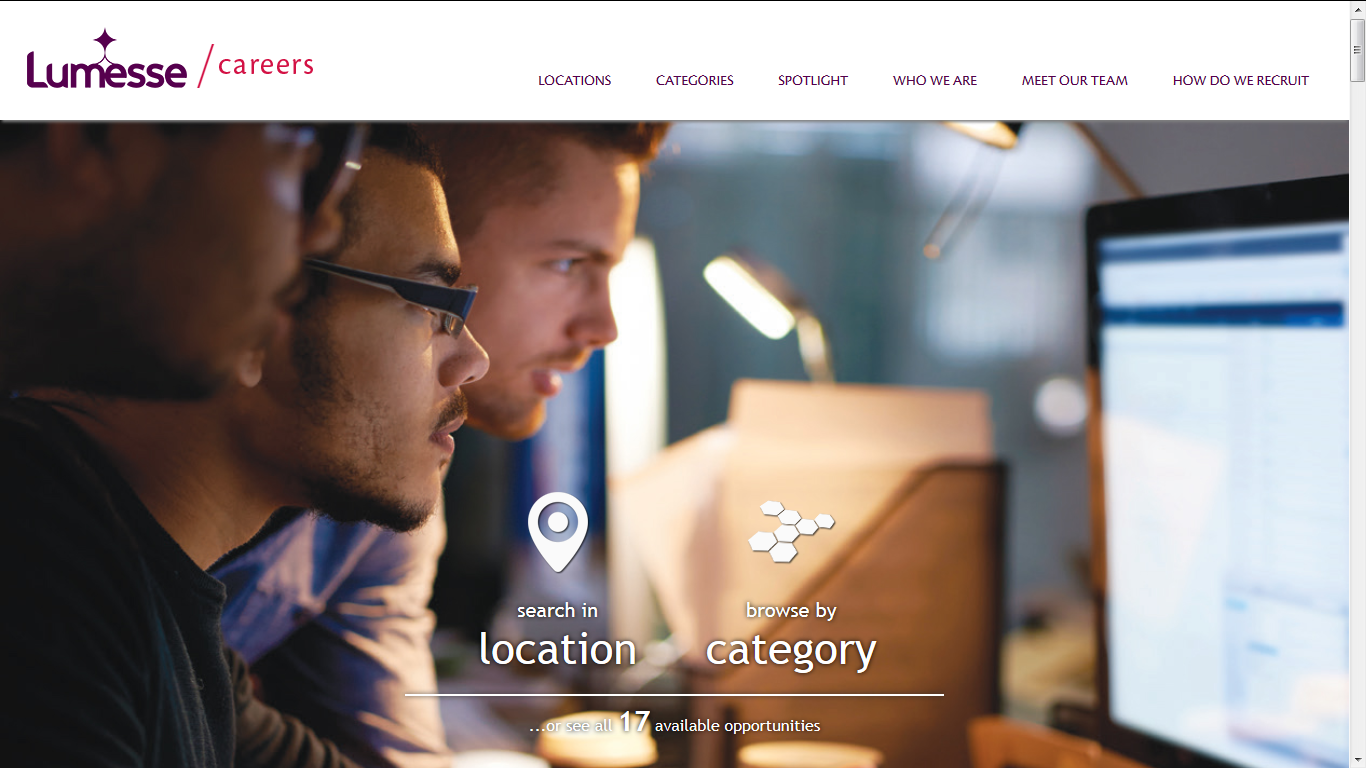 Career sites