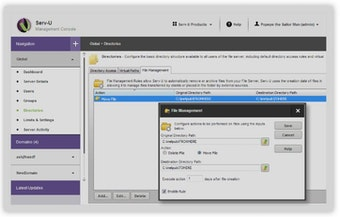 Automate file management