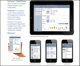 Performo iOS app example