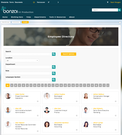 Bonzai Intranet - Member search