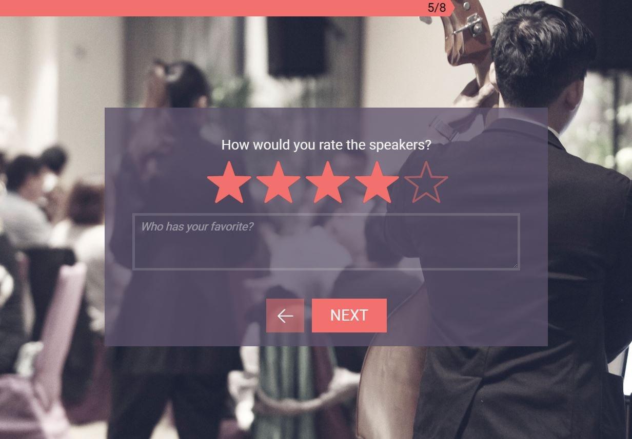 Image-based rating