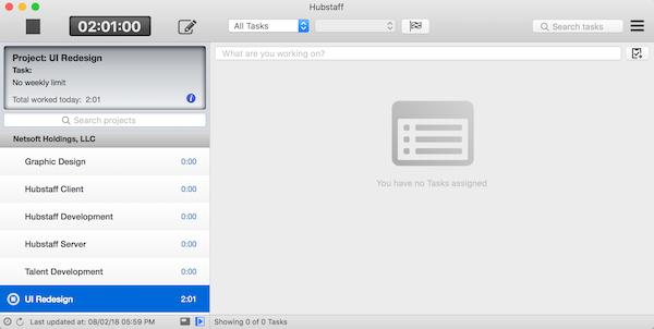 Desktop timer