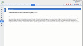 Data mining reports
