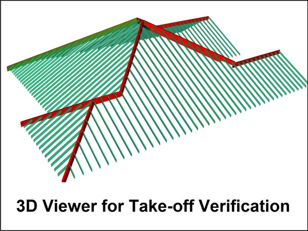 Take-off verification