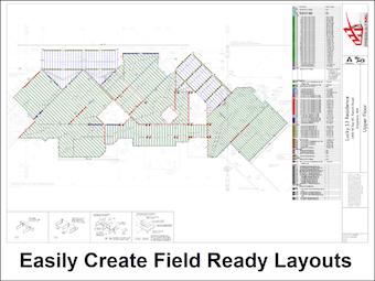 Create layouts