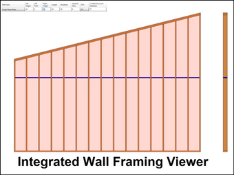 Integrated viewer