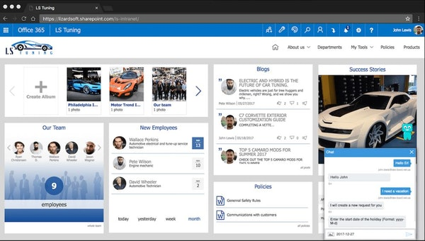 LS Intranet Software - 2019 Reviews, Pricing & Demo