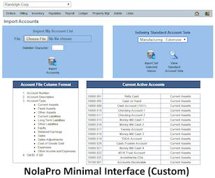 Zybra Accounting vs NolaPro Comparison