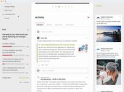 ThoughtFarmer communication tools