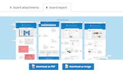 Conceptboard - Export board