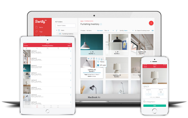Sortly Pro Software - 2019 Reviews, Pricing & Demo