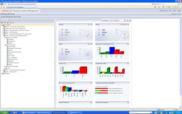 Oracle Primavera P6 Software - 2019 Reviews, Pricing & Demo