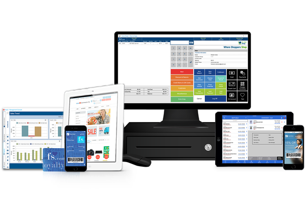 iVend Retail - Integrated omnichannel retail management suite