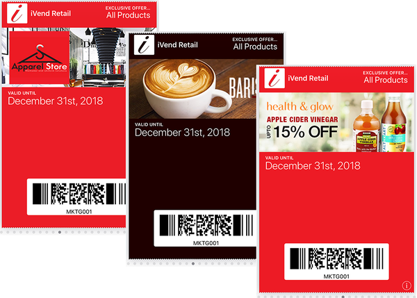 Digital passes and coupons