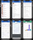 DrChrono EHR - Mobile view