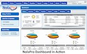 NolaPro - NolaPro main screen