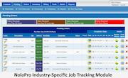 NolaPro - Custom job tracking