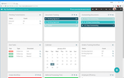 Forcura - Document tracking dashboard