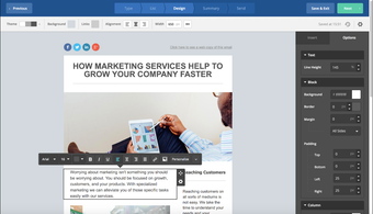 Intelligence-driven email campaigns