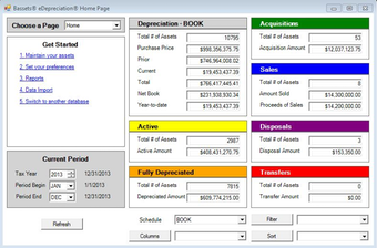 Management Home Page