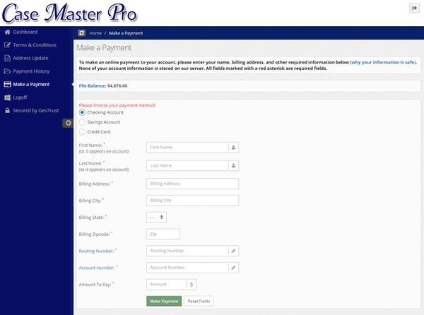 Case Master Pro Software 2019 Reviews Pricing Amp Demo