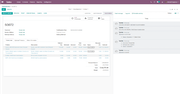 Odoo - Quotes and invoices