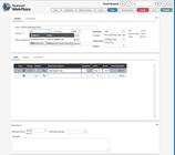 Paramount WorkPlace - Interface view